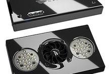 Plafoniere a LED - Marine Aquarium Design / Plafoniere a LED per acquari d'acqua dolce e marini.