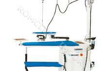 Mese de Calcat / Mese de calcat profesionale pentru curatatorii si spalatorii industriale.