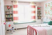 Tween Girly Bedrooms