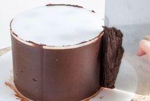 cara mengcover cake