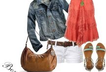 Jean Jackets.... / Gotta love jean jackets....you can dress them up or dress them down!!!