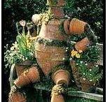 Garden Art / by Cat's Mosaics