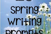 spring in the classroom