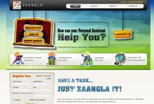 Web Design & Development / It is for the purpose of showcasing our work in the field of web design and development.