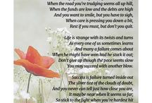 Inspiring Poems & Affirmations