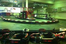 Karting tracks / inspirace a nápady indoor tracks