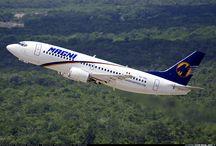 Magnicharters / Magnicharters (Grupo Aéreo Monterrey S.A. de C.V.), es una aerolínea Mexicana con su base de operaciones en el Aeropuerto Internacional de Ciudad de México. Sede comercial en Ciudad de México. Cuenta con dos bases menores en Guadalajara y Monterrey.