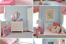Girls Bedroom Decor & Ideas