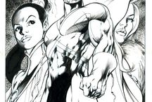 01 Super Groups / Other Comic Super Groups / by Terry Faught
