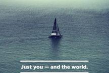 Sailing Inspiration Sayings / by Sailrite