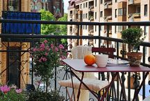 Balcony and Terrace inspiration