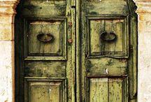 Doors / by Norma Gutierrez