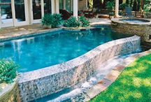 Pools / by Judy Morehouse