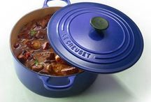 Le Creuset and Kitchen Aid Recipes