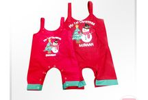 Kids #Christmas Wear / Limited Collection: Buy glittering personalized #Christmas #kidswear