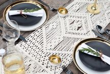 Madame table  runner