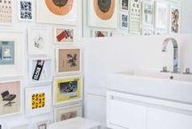 Interiors // galleries