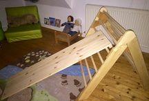 Möbel, Funktionsmöbel, Montessori und Helfer für Kinder