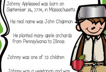 Johnny Appleseed  / by Manda Nell Caton