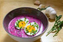 studená polievka