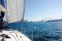 Sydney Harbour - Sailing Cruises / Amazing photos taken whilst cruising beautiful Sydney Harbour