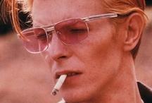 I <3 Bowie / by Hanka Van Dongen
