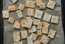 No Cheese, Just Crackers