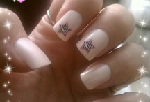 My Nails / Pictures of my nail designs.