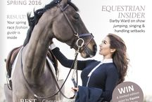 Style Reins Magazine Issues / The UK's only magazine 100% focused on equestrian style...  Subscribe: http://www.stylereins.com/subscribe