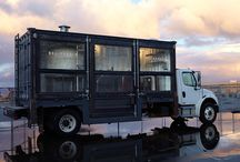 Food Trucks / Food trucks - the most delicious locally and fascintating world wide
