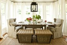 Dining Spaces / by Whitney Kelley