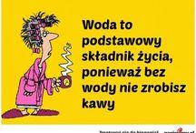 humor woda
