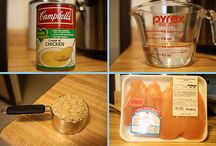 Crook Pot Recipes