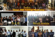 Vinsys Project Management Training Worldwide. / In the Month of #March  Vinsys  Conducted  #ProjectManagementTraining  Worldwide. Join Our upcoming #PMPCertificationTraining  around the world Now!  http://goo.gl/n2YpbD   #PMPTraining   #PMPExam