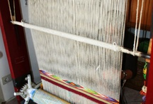 L'arte della tessitura di Pina Crasta.