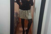 Faldas en el trabajo / Perfecto para un viernes