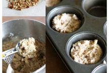 muffin à la pacane
