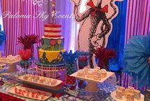 Birthday party idea's