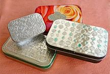 Altoid Tins / by Nancy Mays