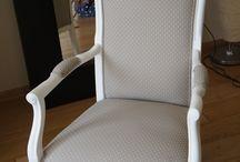 fauteuil à Custumiser