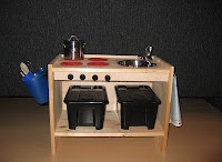Keukentje Pimpen