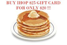 Buy IHOP GIft Card Only $20 for a $25 Gift Click Here —-http://wp.me/p8U4wU-BK—- Special IHOP Coupon – Discount IHOP Gift Card via Email