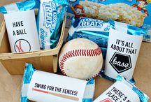 Baseball bday
