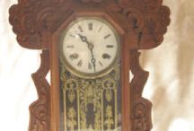 Medir el tiempo / Relojes de pared y de mesa