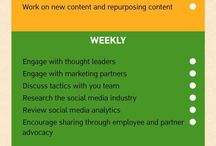 Infographics / Infographics about SEO, SMM, SEM, Content Marketing, Affiliate Marketing etc.