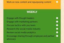 Infographics / Infographics about SEO, SMM, SEM, Content Marketing, Affiliate Marketing etc.