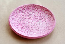 Polymer Clay Dishes / by Vickie's Place