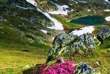 Retezat Mountains, Romania (home)