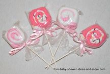Homemade Baby Shower Favors / by Amy {fun-baby-shower-ideas.com}