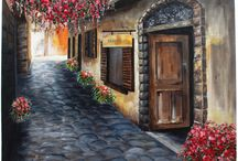 calles y puertas